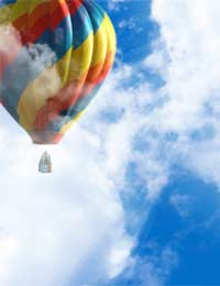 Hot Air Balloon Private Pilots Licence